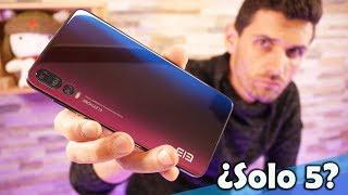 Este móvil chino tiene 5 CÁMARAS y es PRECIOSO, Elephone A5 | Unboxing