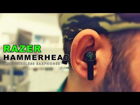 Τα AirPods της RAZER   HAMMERHEAD True Wireless Earphones  REVIEW
