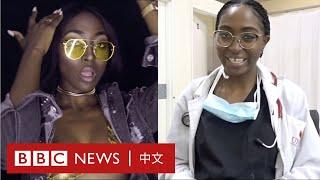 肺炎疫情:她是醫生也是歌手 以雙重身份貢獻祖國- BBC News 中文
