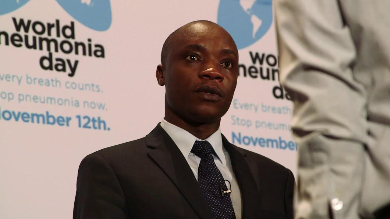 Bernard Olayo at the 2015 Pneumonia Innovations Summit - YouTube