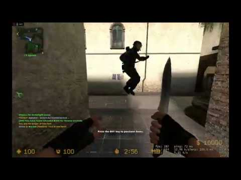 Counter Strike Source - Hackusations - illegal adaptive bots