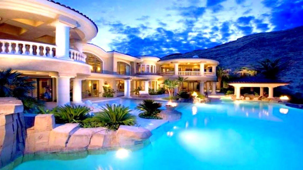Les 20 plus belles maisons de stars youtube - Les plus belles architectures de maisons ...
