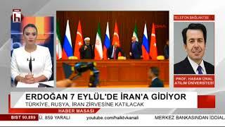 Erdoğan İran'a neden gidiyor? / Prof. Hasan Ünal