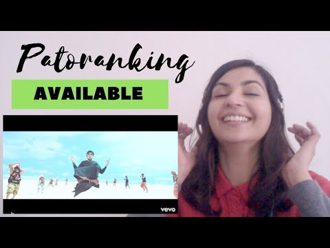 Patoranking- Available- Reaction Video!