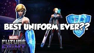 BEST UNIFORM EVER?? - Marvel Future Fight