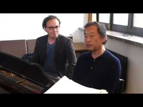 Myung-Whun Chung on conducting and playing piano