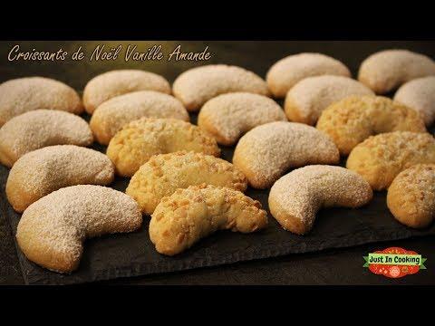 ❅-recette-des-croissants-de-noël-vanille-amande❅