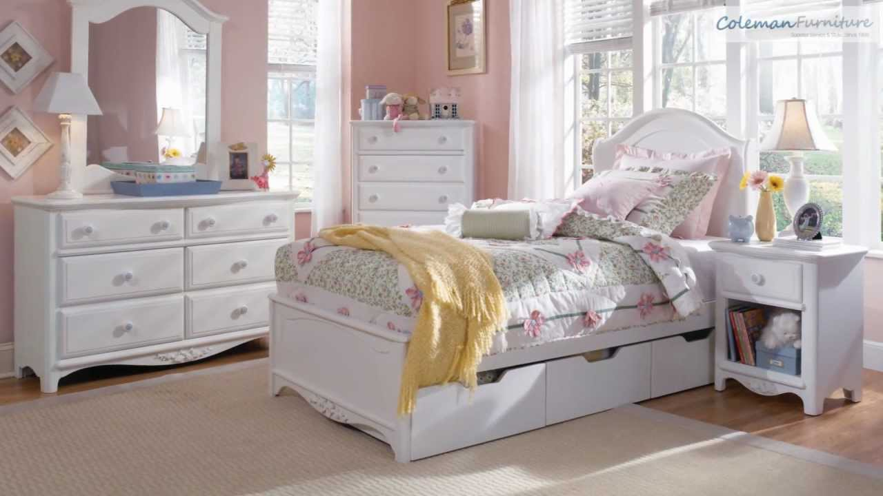 Beau Haley Panel Storage Bedroom Collection From Lea Furniture