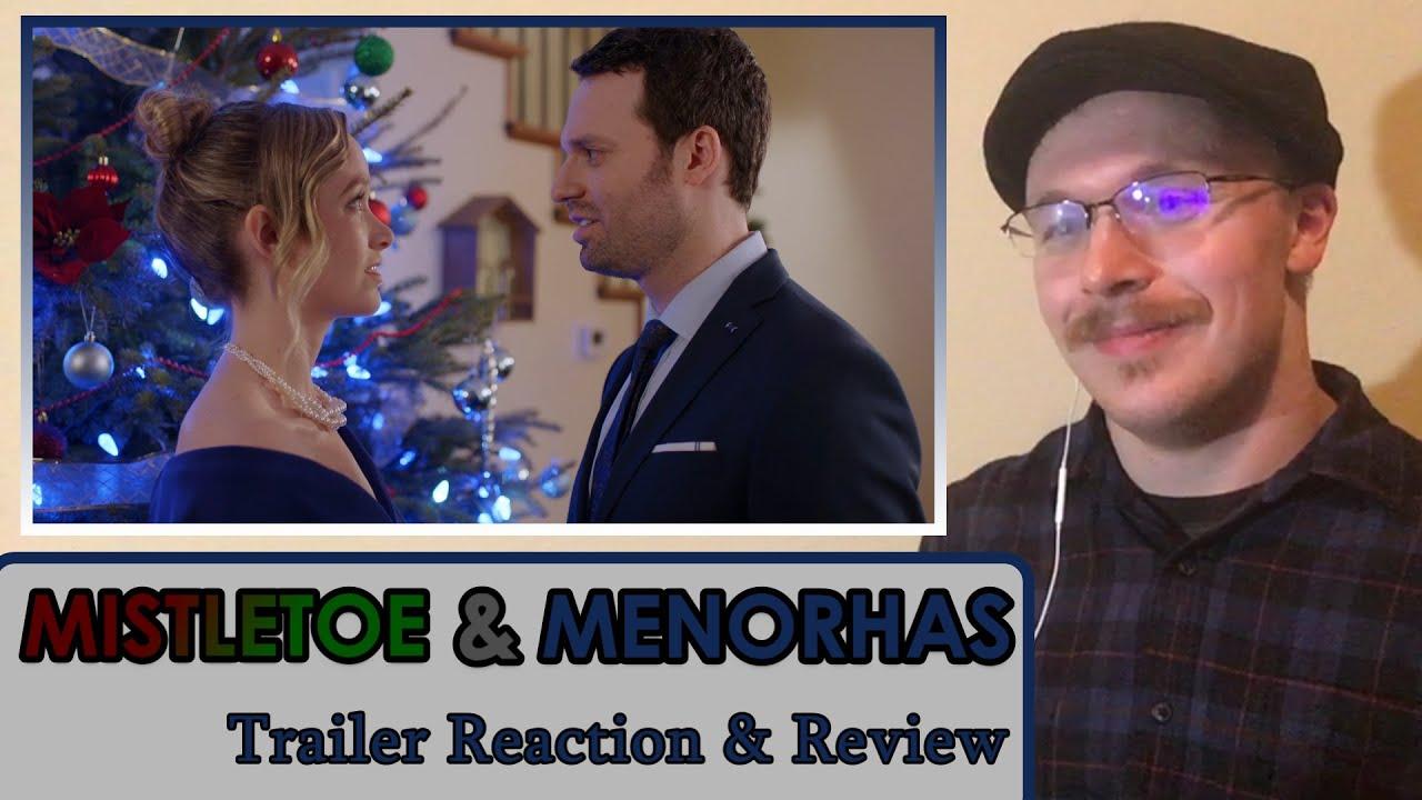 MISTLETOE & MENORAHS: Trailer Reaction & Review