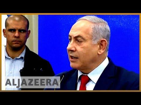 Netanyahu announces post-election plan to annex Jordan Valley