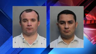 Two Catholic priests caught having sex in car on South Beach, police say