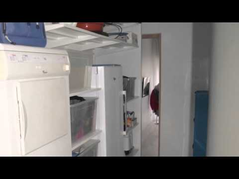 transformation garage en suite parentale la maison des travaux saint herblain youtube. Black Bedroom Furniture Sets. Home Design Ideas