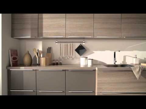 cuisine design idealis collection signature but 2016 youtube. Black Bedroom Furniture Sets. Home Design Ideas