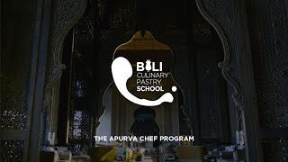 Bali Culinary Pastry School | Corporate Video | The Apurva Chef Program | Videographer