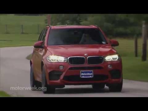MotorWeek | Road Test: 2015 BMW X5 M