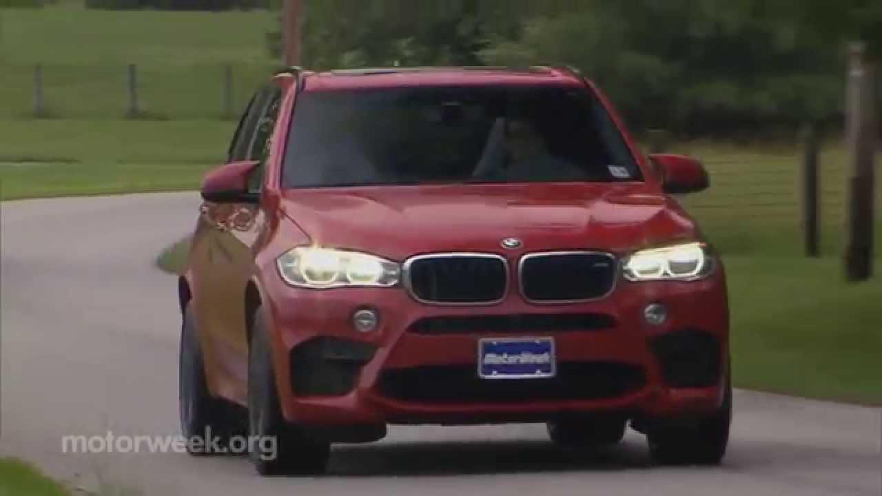 Download MotorWeek | Road Test: 2015 BMW X5 M