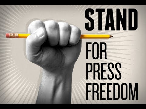 SPECIAL REPORT: Decline of Press Freedom In The USA - Journalist/Editor Mark Taylor-Canfield