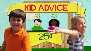 Kid Advice - Episode 3