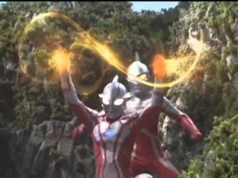 Ultraseven Returns! Ultraman Mebius & Ultraseven vs Glozam (Part 2)