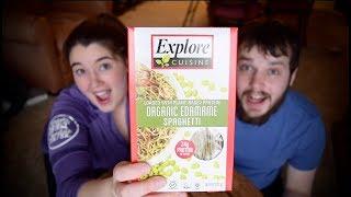 NEW FAVORITE STIR FRY NOODLES??? - Explore Cuisine Edamame Noodles