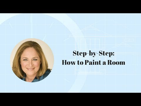 Step Diy How To Paint A Room