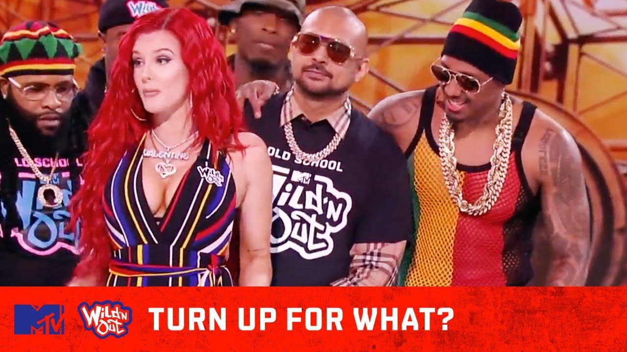 Sean Paul, Kranium & Tahiry Pull Up and Get Lit! | Wild 'N Out