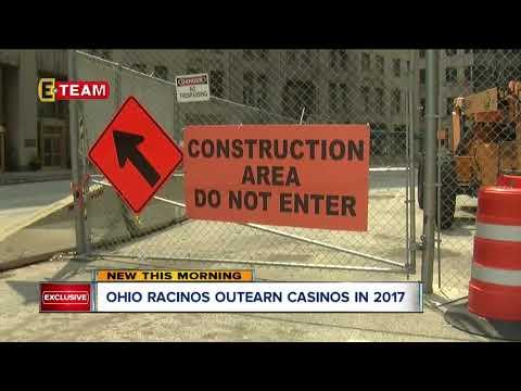 Ohio Racinos Outearn Casinos In 2017