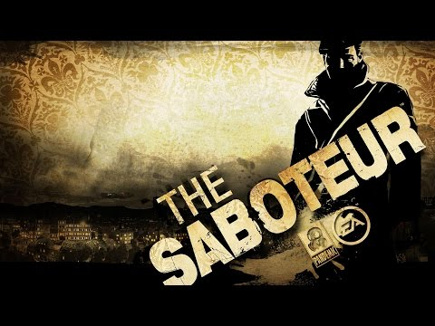 The Saboteur Game Movie (All Cutscenes) 2009
