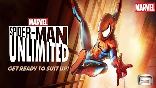 Spider-Man Unlimited - iOS / Android - Iron Spider Gameplay