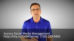 Best Social Media Marketing Aurora