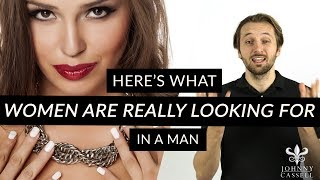 Here's What Women Are REALLY Looking For In A Man - Did You Know This?