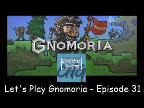 Let's Play Gnomoria - The Fence Must Go - Episode 31