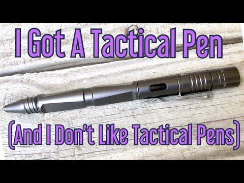Wuben TP10 Tactical Pen | An Overview