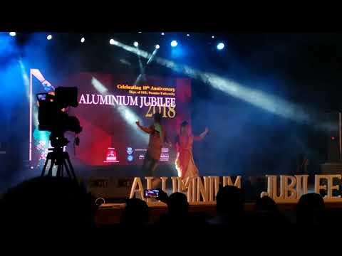 Aluminium jubilee 2018