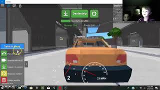 ROBLOX : Car crasher 2