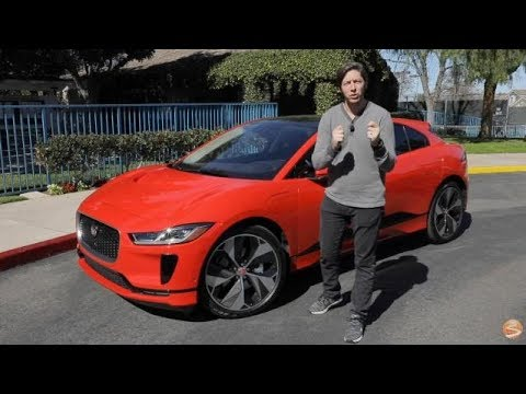 2019 Jaguar I-PACE First Drive Video Review - All-Electric SUV