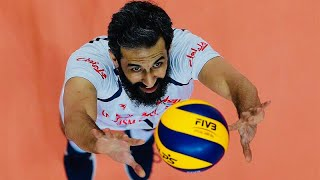 Volleyball Legend ● Saeid Marouf (HD)