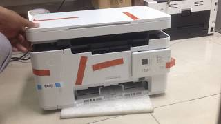 How to disassemble HP LaserJet Pro MFP M26a printer