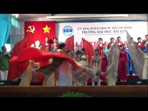 [Hát Múa] Hãy Đến Với Con Người Việt Nam Tôi - DTA - SGU