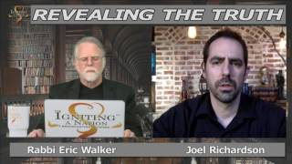 "Rabbi Walker & Joel Richardson discuss his book ""Mystery Babylon"" 02 16 2017"