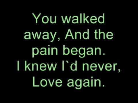 Roy Orbison Im Hurtin Lyrics