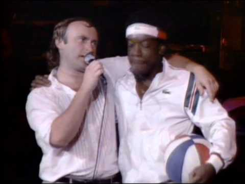 Resultado de imagen de Phil Collins - No Ticket Required (Full Concert 1985) LD PAL