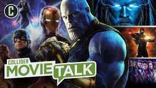 Avengers: Endgame Returning to Theaters with New Footage - Movie Talk