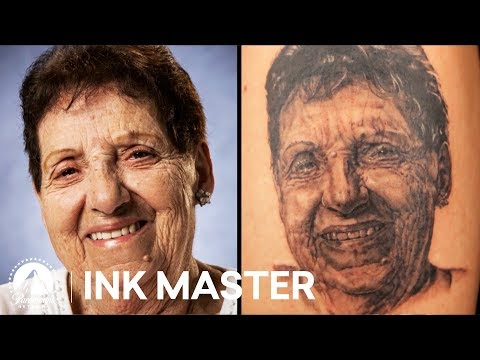 9 of the WORST Tattoos EVER (Compilation)  Ink Master