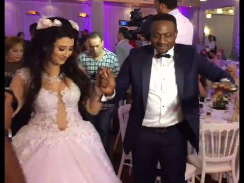 EXCLUSIVE: congrats to Michael Eneramo for his marriage