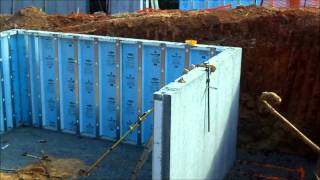 Superior Wall Modular Foundation Walls For Homes