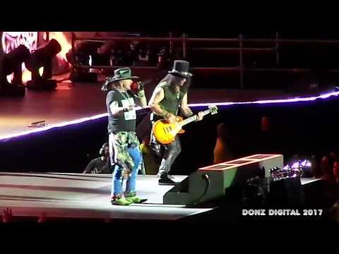Guns N Roses LIVE 2017 - My Michelle - Regina, Canada 8/27/17