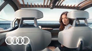 Audi: Future is an Attitude