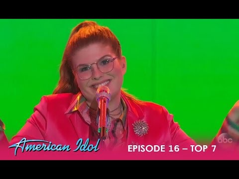 Catie Turner: Forgets Her Lyrics On LIVE TV But Watch What Happens Next..| American Idol 2018