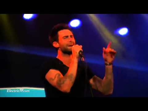 Maroon 5 -- One More Night (Live At CES 2013)